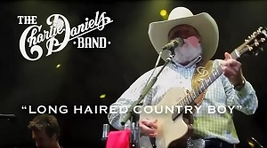 Charlie Daniels – Long Haired Country Boy