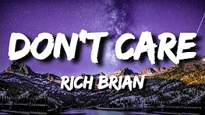 Rich Brian - Don't Care