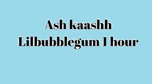 1nonly x lilbubblegum - ash kaashh