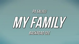 Pa Salieu - My Family