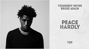 YoungBoy NBA - Peace Hardly