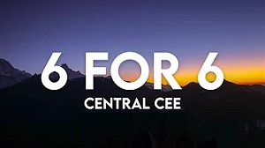 Central Cee - 6 For 6