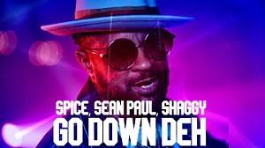 Spice, Sean Paul, Shaggy - Go Down Deh