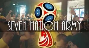 Seven Nation Army - Football Chants